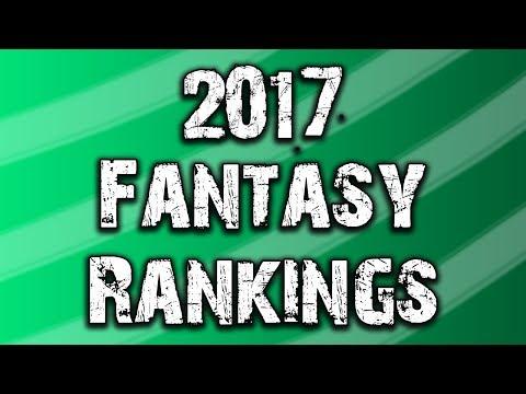 The Film Room: 2017 Fantasy Football Rankings Special