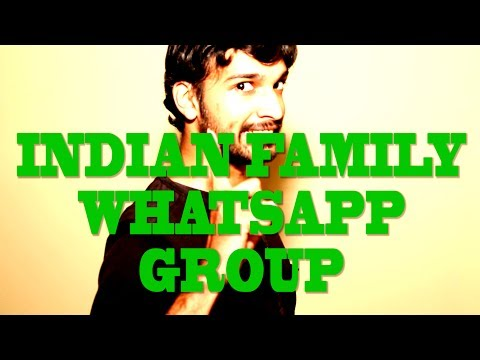 Indian Family Whatsapp Groups | An Engineer's Shoutout | Insight Ideas