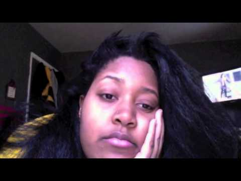 Vixen Crochet Braid Experiment GONE WRONG DomBlase - YouTube