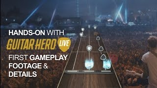 Guitar Hero Live - Gameplay Footage & Hands-On Impressions