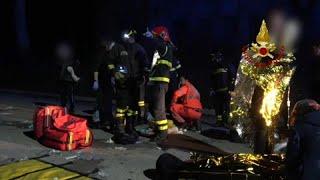مقتل 6 أشخاص في تدافع بملهى ليلي في إيطاليا