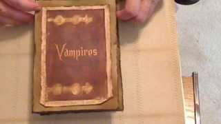 Vampire Journals and Libri of Lamia
