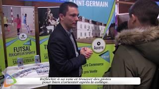 Forum des métiers 2019 Avallon (89)