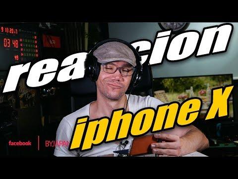 Reaccionando a el iPHONE X | Apple Event 2017 [By JAPANISTECH]