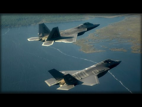 AMERICAN WAR PLANS AGAINST CHINA PRESENTED IN NEW REPORT FOR F-35's