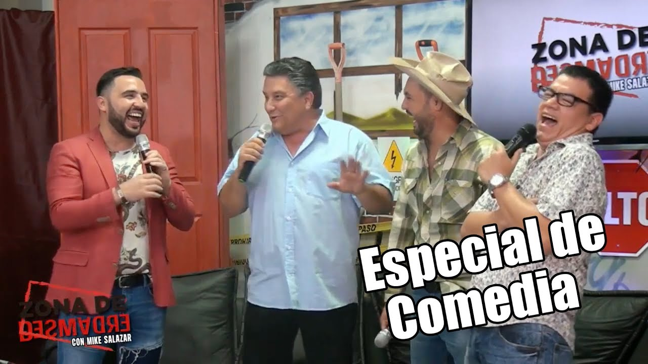 Mike Salazar Especial de comedia 14