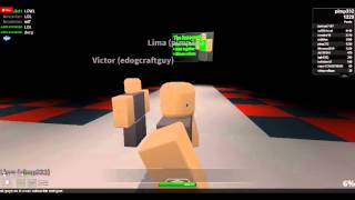 pimp332's ROBLOX video