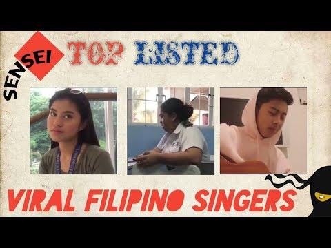 VIRAL FILIPINO SINGERS