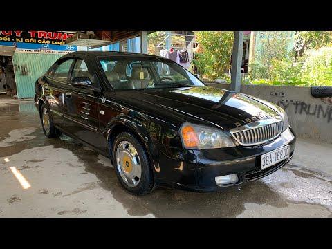 Daewoo magnus 2005 đk 2007 xe sang 1 thời giá 125tr LH 0935146262 - 0785885085