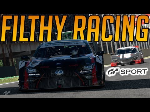 Gran Turismo Sport: Some of the Filthiest Racing thumbnail