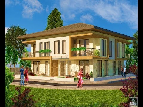"А new luxury houses for sale  ""Park-Museum Vrana Palace"" Sofia Bulgaria"
