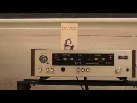 Кассетокопировальная машина от OCEAN / Compact Cassette Copier