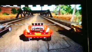 Lowrider Friend| Wii Channel #4 : Cars-Race-o-Rama
