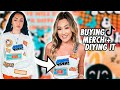 Buying TikToker Merch & DIYing It: Addison Rae, Avani + Hype House