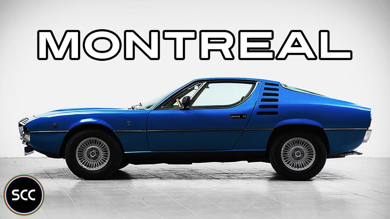 Alfa romeo montreal v8 engine 10