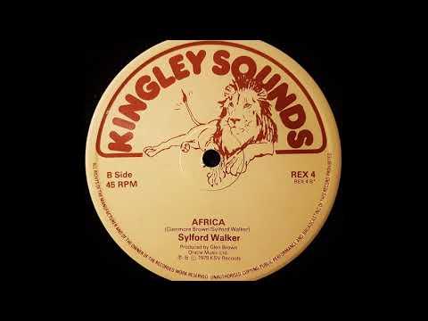 SYLFORD WALKER - Africa [1979]