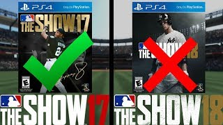 5 Reasons MLB The Show 18 Is Worse Than MLB The Show 17