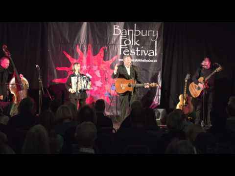 The Gerry Colvin Band - Banbury Folk Festival - 2016