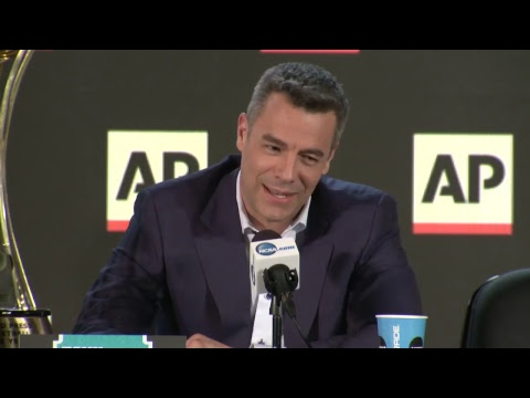 News Conference: AP Coach of the Year