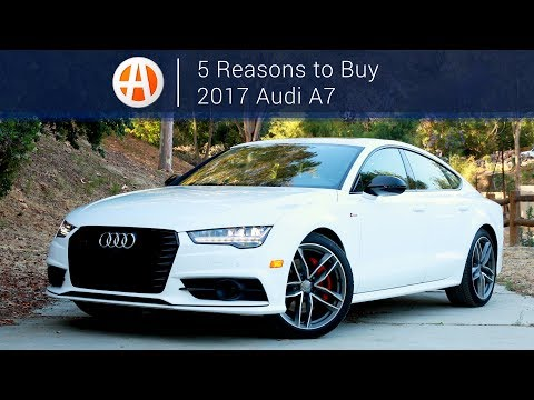 2017 Audi A7 | 5 Reasons to Buy | Autotrader