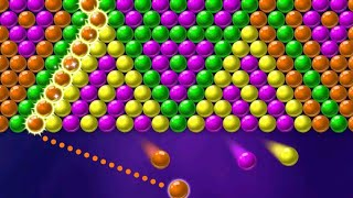 Bubble Shooter 2 Game | Bubble Shooter iOS Android Gameplay | New Bubble Shooter Level 1-4 screenshot 5