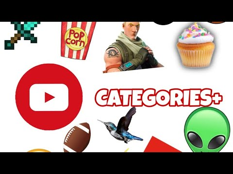Categories+: A YouTube Concept