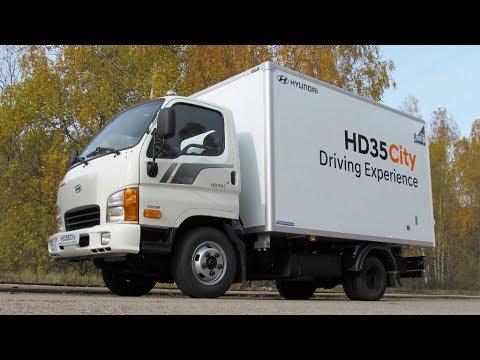 Hyundai HD35C. Преемник «Портера»?