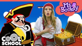 Treasure Island: The Full Story!! | Story Time With Ms. Booksy  Bedtime Stories for Kids!
