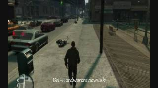 GTA IV PC (HD) 1080p Gameplay Max Settings!
