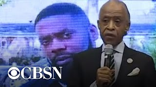 The Reverend Al Sharpton delivers eulogy for Andrew Brown Jr.