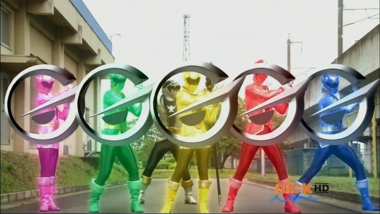 Power Rangers Super Samurai 2