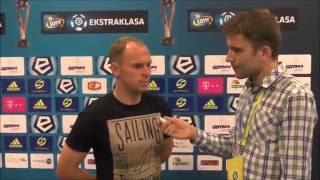 Rafał Siemaszko po meczu ze Śląskiem