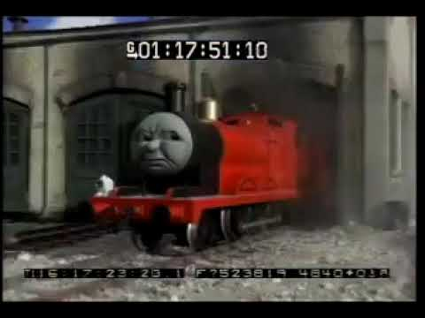 Thomas and the Magic Railroad Workprint - Michael Angelis as James and Percy