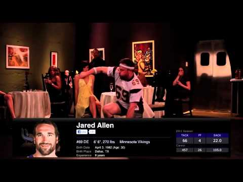 "Jared Jewelers/""Jared Allen"" Spec Spot"