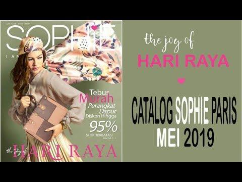Katalog Terbaru Sophie Martin Paris Mei 2019 Youtube