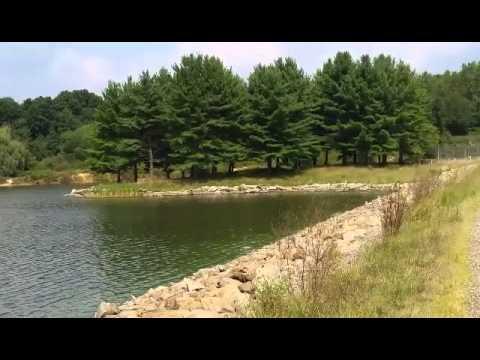 Hiking Walborn Reservoir