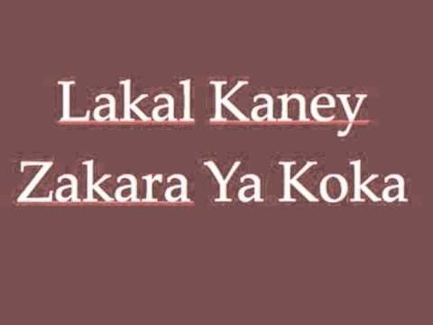Lakal Kaney - Zakara ya koka