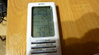 Обзор Цифрового Термометра Для Измерения + Погодная Станция, Гигрометр, Часы, Будильник, Органайзер