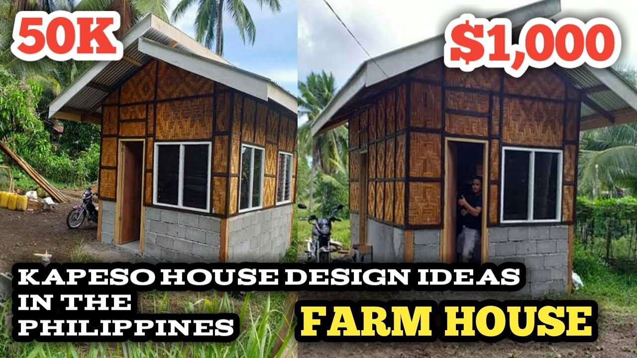 Amakan House Design Ideas Worth 50k 1 000 Usd In The Philippines Youtube