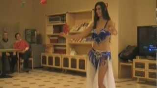 Sonia Nour - Drum Solo (Impro)