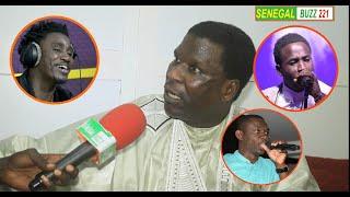 Iran Ndaw :Music  Bou Gnou Arrété Si Senegal Mo Takh Mouy Taw Légui Bou Bakh