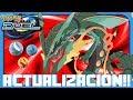 NUEVA ACTUALIZACIÓN MEGA PIEDRAS Y BALANCE Pokémon Duel 8BitCR