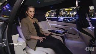 A new breed of autonomous car?