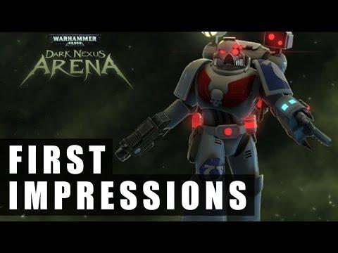 Dark Nexus Arena Apothecary Gameplay | First Impressions HD