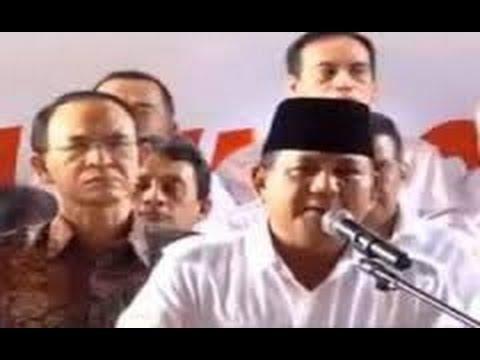"Prabowo Tolak Hasil Pilpres ""Karena Cacat Hukum"" | Wonderdir Pilpres"