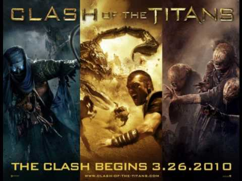 Clash of the Titans soundtrack 22 - Release The Kraken