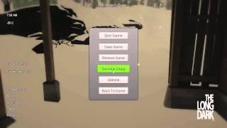 The Long Dark — геймплейное видео