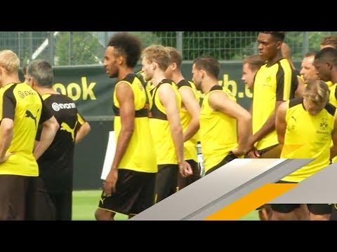 Aubameyang bleibt offenbar in Dortmund | SPORT1 TRANSFERMARKT