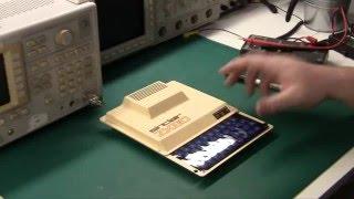 Teardown and repair of Sinclair ZX-80 #1
