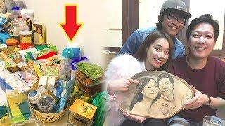Trường Giang - Nhã Phương Xu'c Đông Khi Fan Làm Điều Đặc Biệt Này - TIN TỨC 24H TV